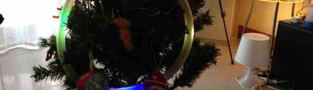 WS2812B LED Wall Clock